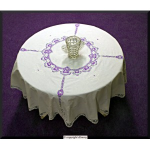 nappe de table ref: n°13