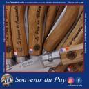 Couteau Le Puy St Jacques